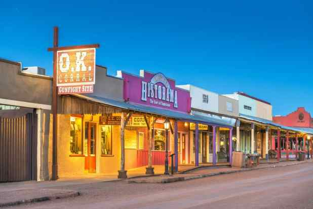 Cochise County Arizona Keeps Memories of the Old West Alive (5)