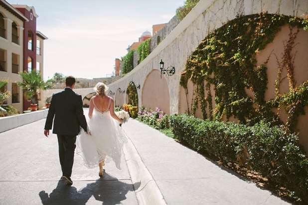 Top wedding destination at Cabo San Lucas
