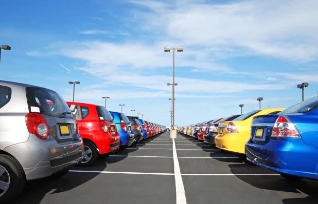 automobile dealership