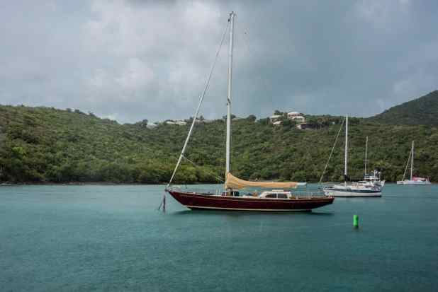Maho Bay in St John