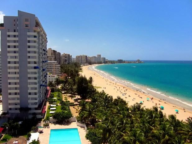 beach in san juan puerto rico