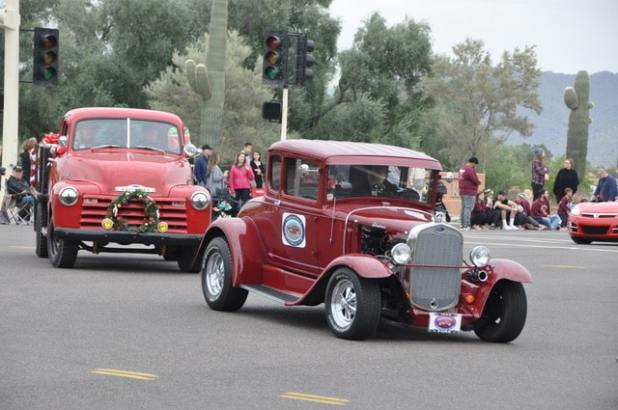 The Biggest Thanksgiving Parade in the Southwest Foutain Hills (4)