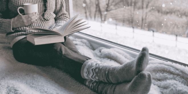 Ways To Keep Busy When You're Stuck at Home This Winter