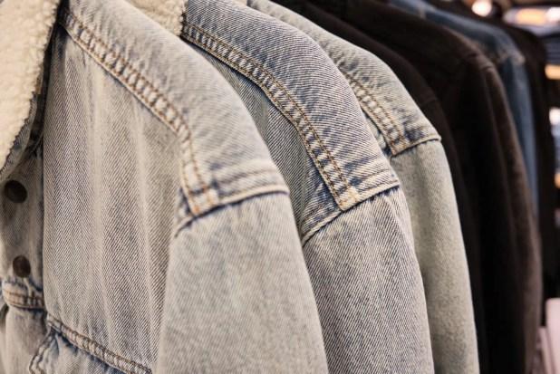Customizable Trucker Jacket