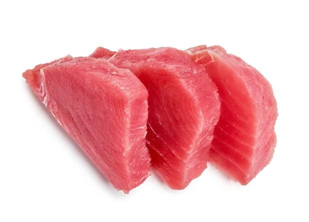 What is a high Ahi Tuna Mercury?,