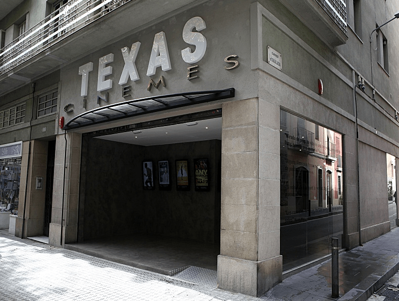 cinemes texas entrada