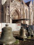 教会の新しい鐘