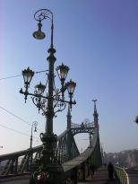 Szabadsag hid 自由橋