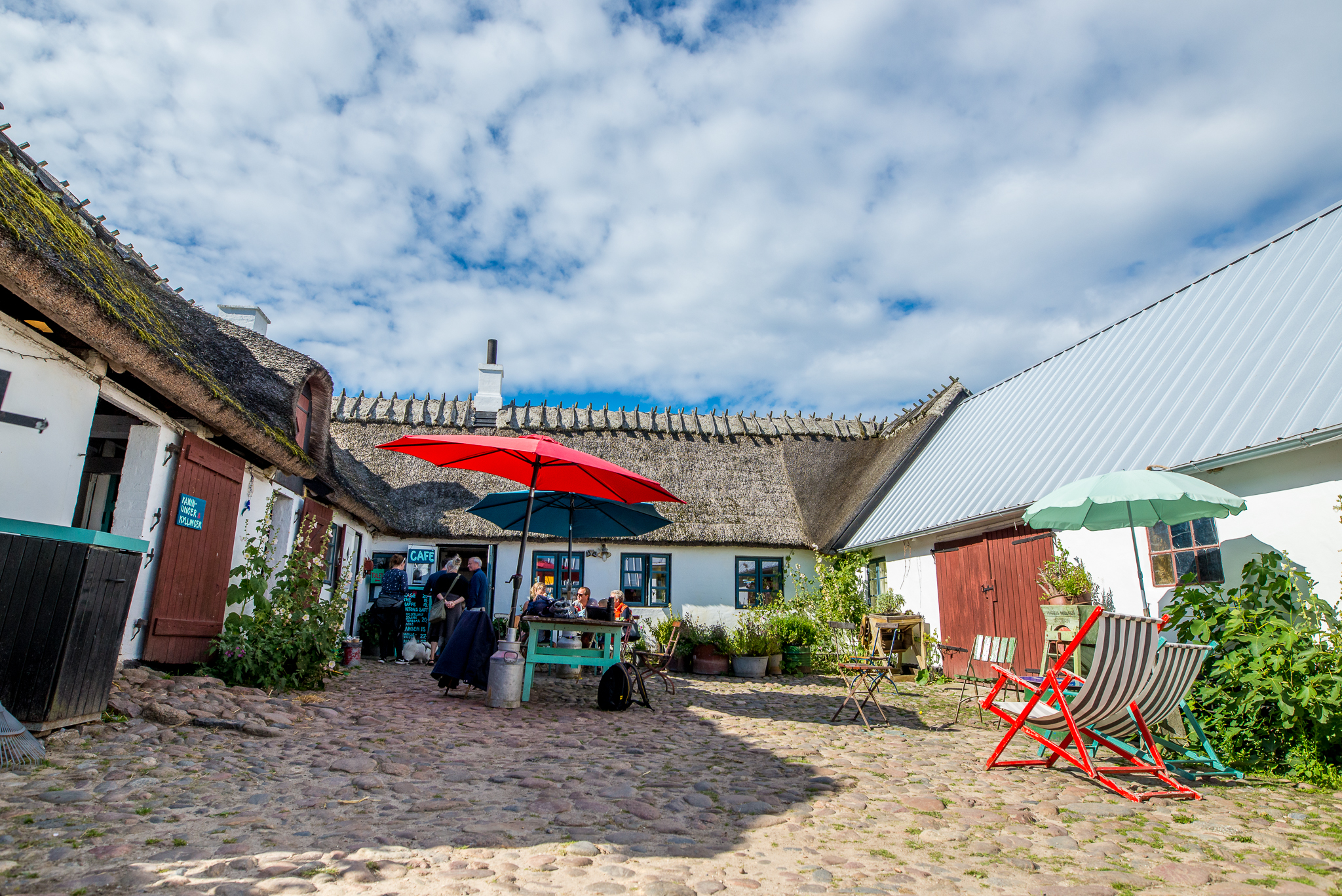 Tothavens besøgsgård og gårdmejeri