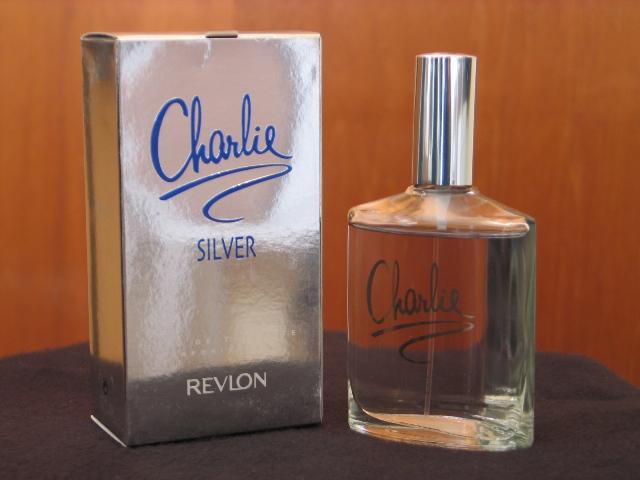 REVLON CHARLIE SILVER