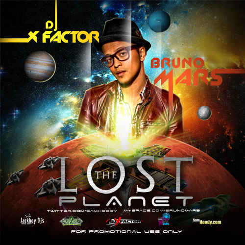 Dj Xfactor & Bruno Mars Presents The Lost Planet