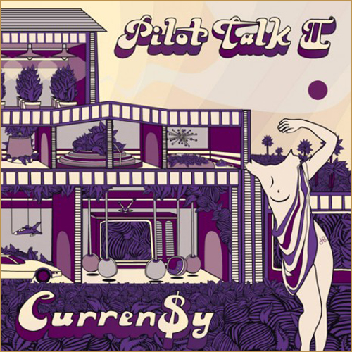 Curren$y - Pilot Talk 2 (Artwork & Tracklist) x Michael Knight (Artwork & Video)