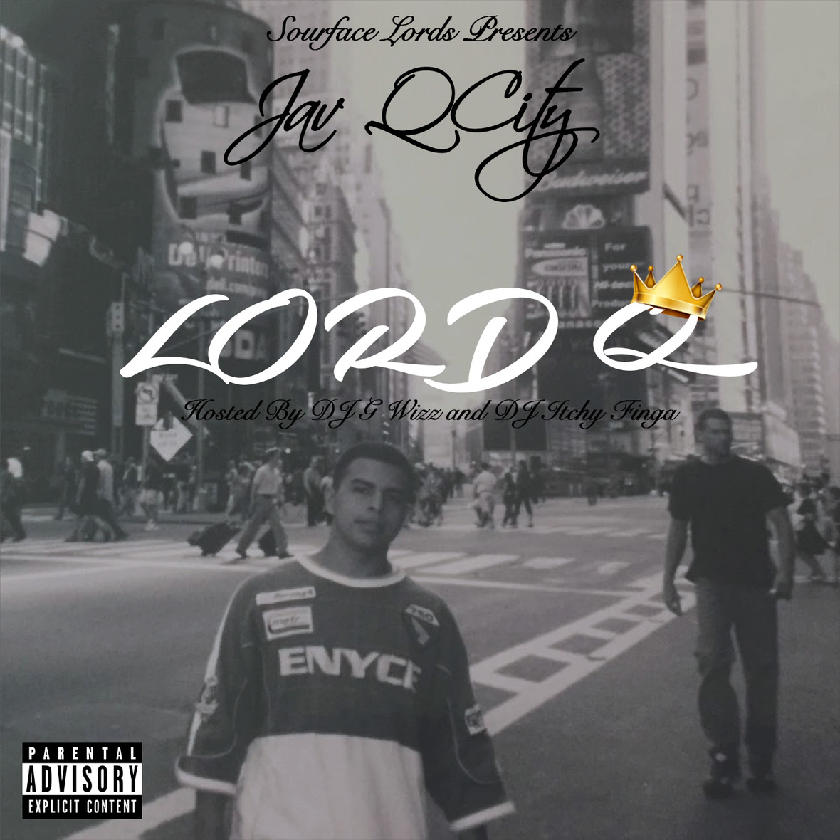 "Jav QCity - ""LORD Q"" mixtape (audio)"