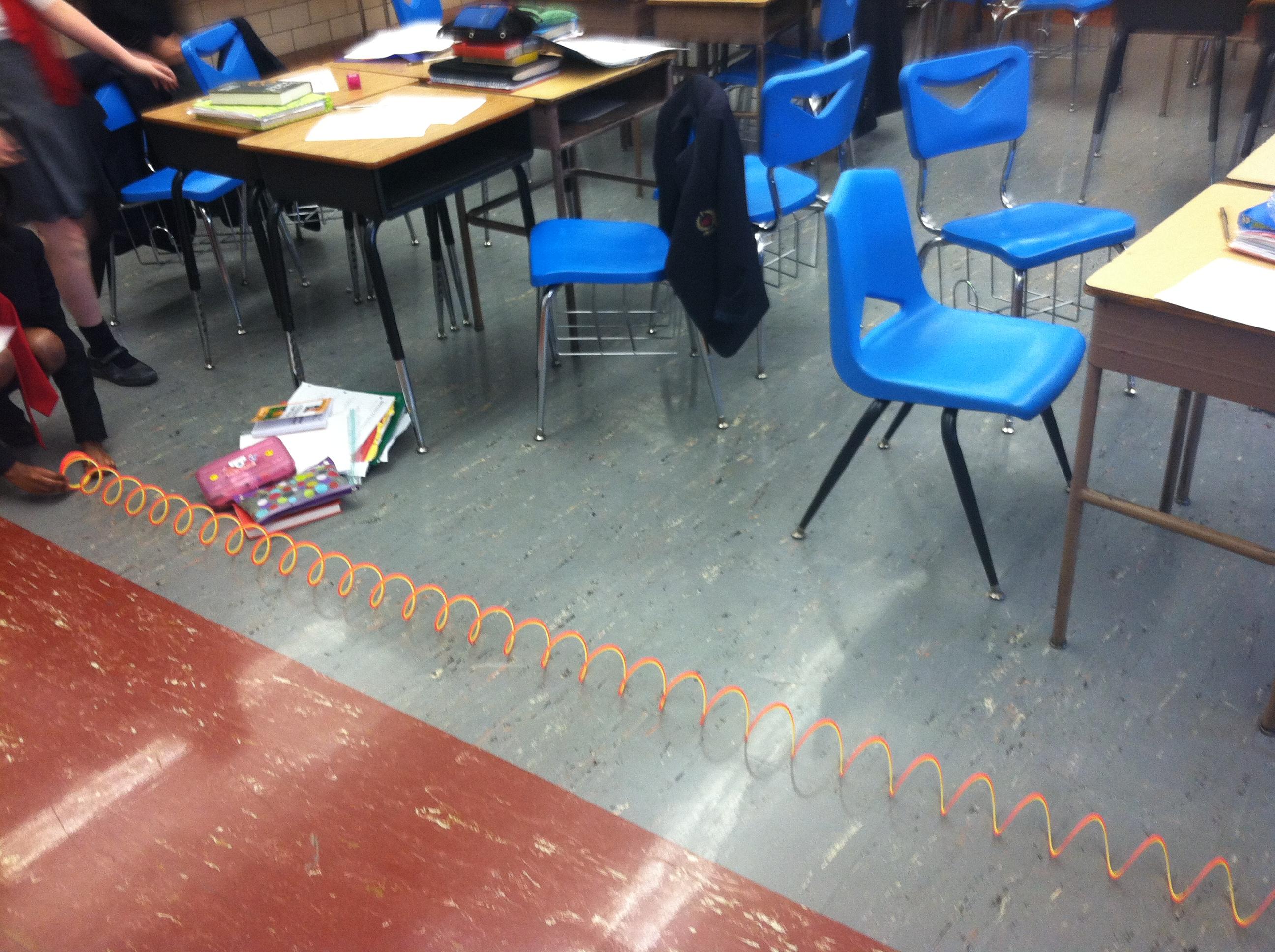 Seismic Waves Intro Activity
