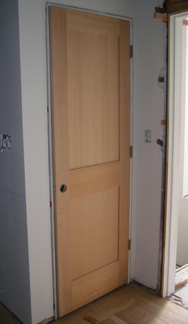 int door