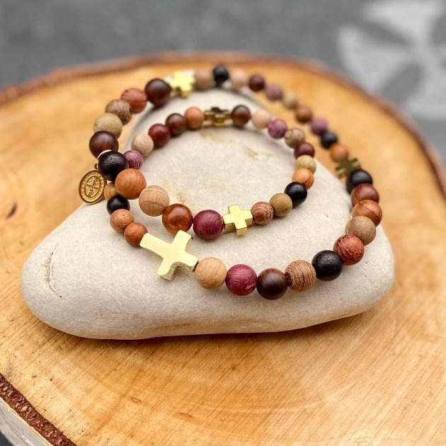 Rosenkranz Jesaja -TOTO unique devotional pieces-