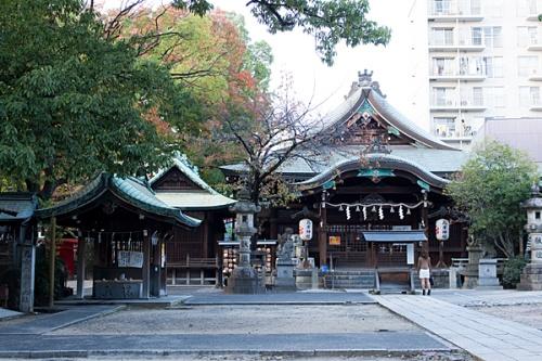 パワースポット 愛知県 名古屋 神社