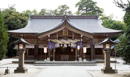 パワースポット 島根 神社