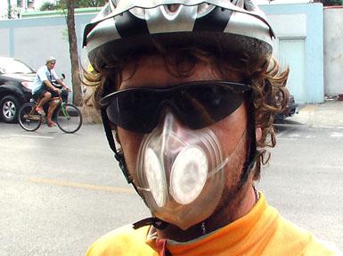TOTOBOBO mask in Bangkok