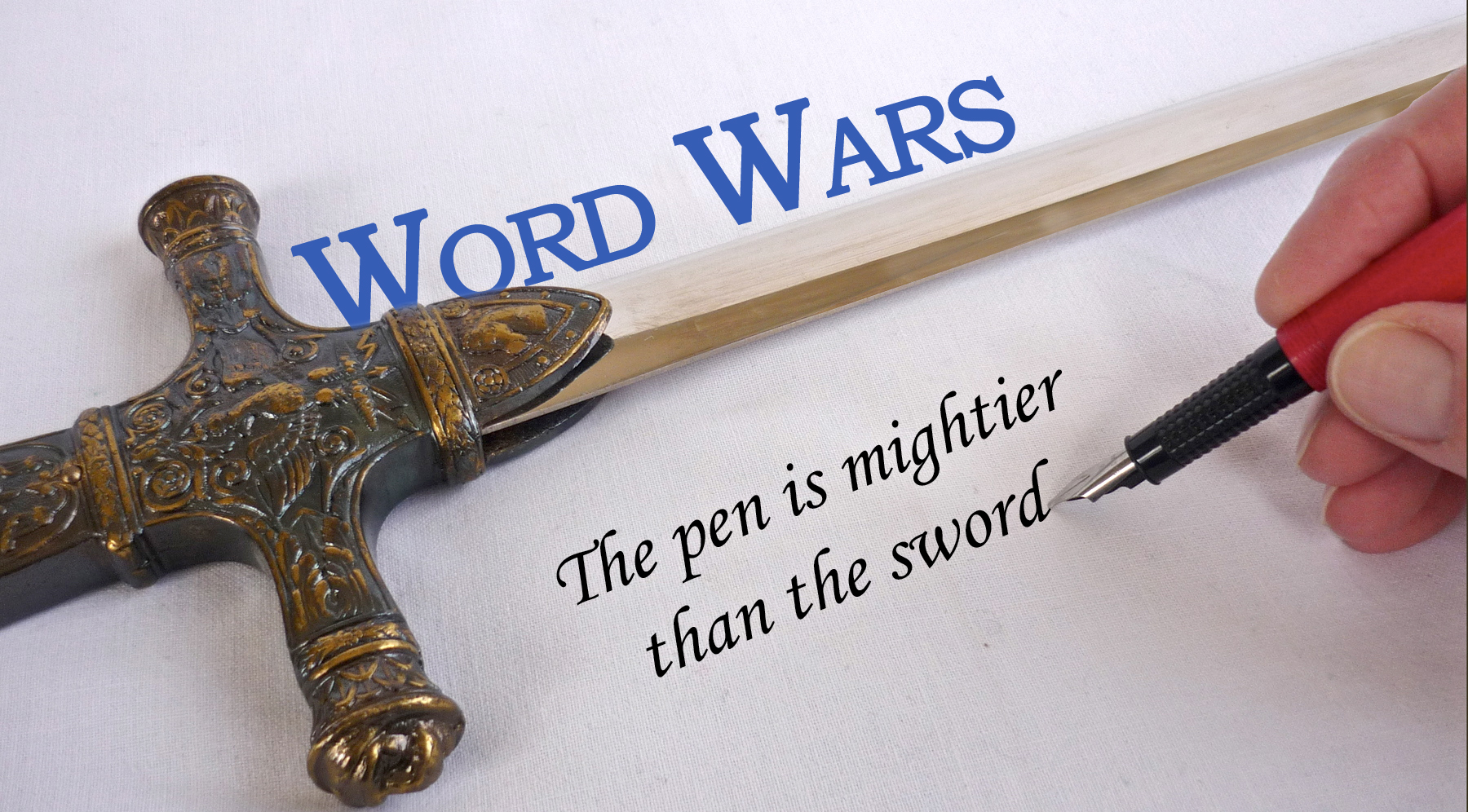 Word War One – The Pen v The Sword