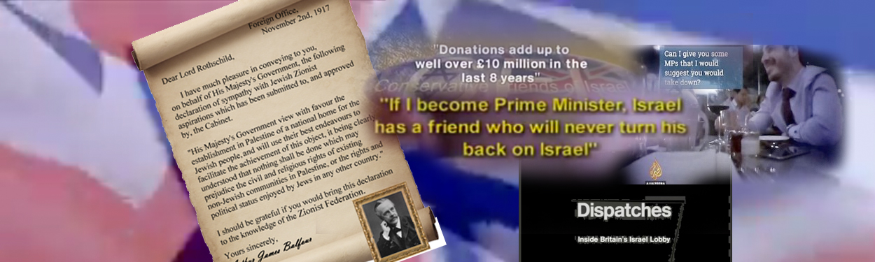 We Really Need to Talk – about Israel's Influence in British Politics