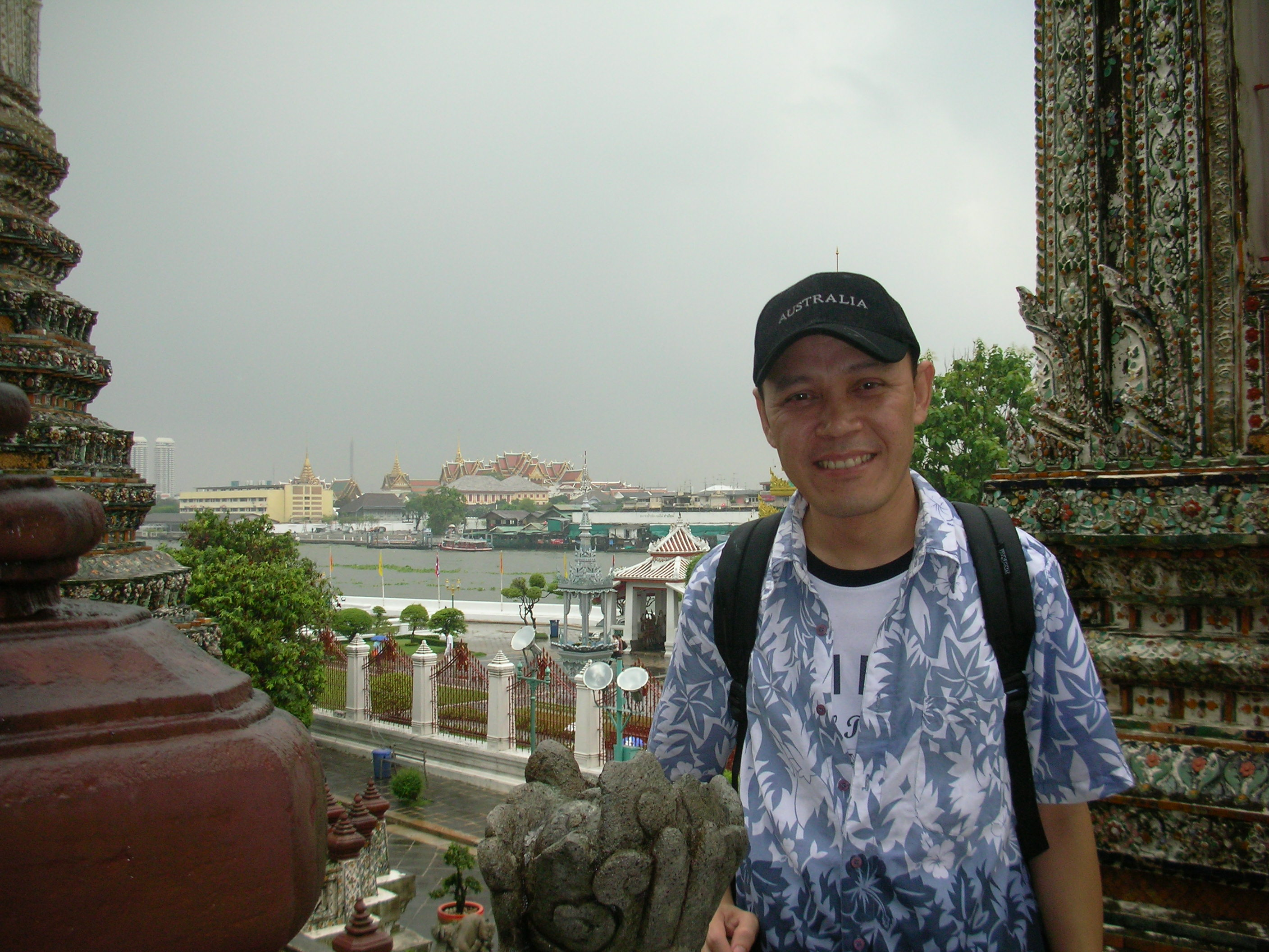 Me at Wat Arun