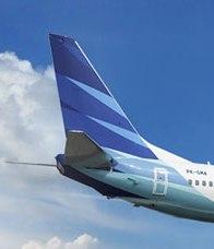 Garuda A330-200-Ekor