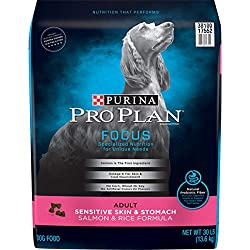 Purina Pro Plan Focus Adult Sensitive Skin & Stomach