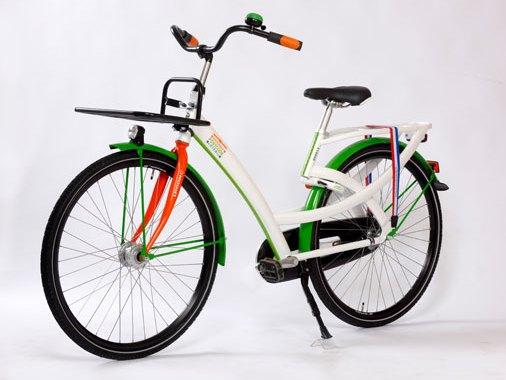 union postode loterij bike