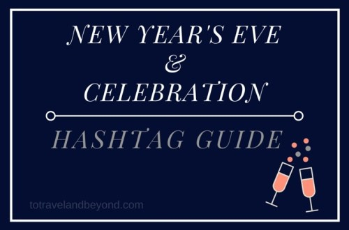NYE Hashtags Featured
