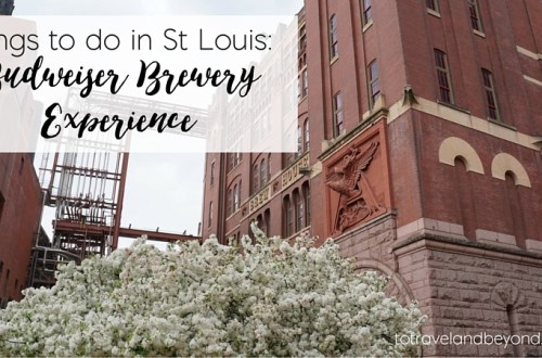Budweiser Brewery Tour Things To Do In St Louis