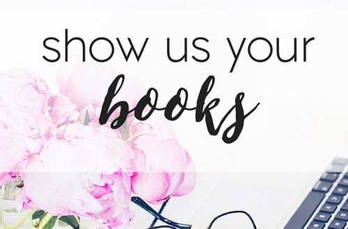 show us your books linkup