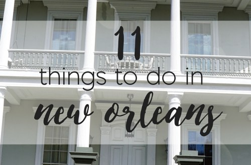 things to do in new orleans   to travel and beyond   travel blogger