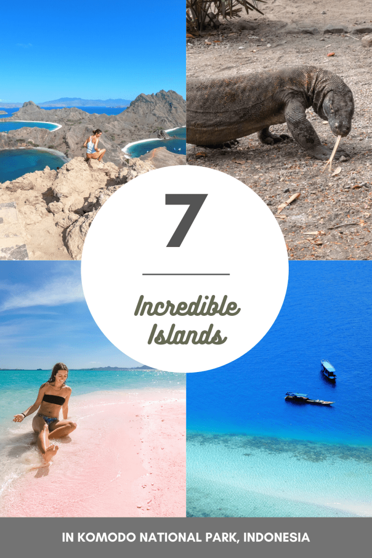 Some of Komodo's most popular islands are Komodo Island, Rinca Island, and Padar Island. And there's Pink Sand Beach, Manta Point, and so many more pristine places.