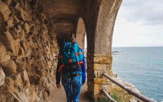 Hike to Palamos