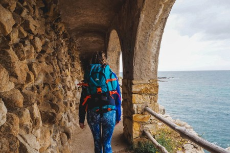 Hike to Palamos