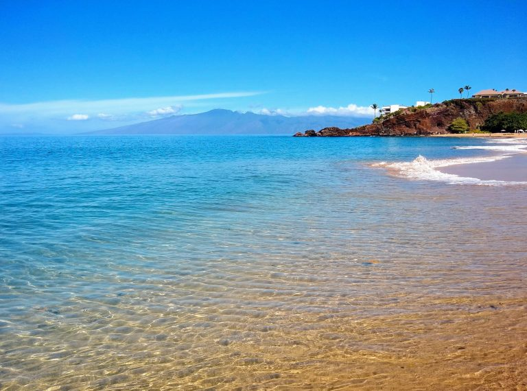 Maui Beach Clear Water scaled - Traveling to Maui during COVID may not be what you expect!