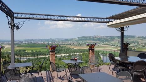 Terrace at Boffa Carlo