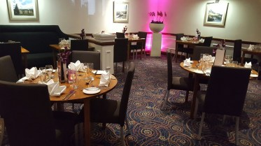 The restaurant at Aberdeen Altens