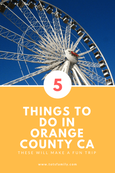 5 Things To Do In Orange County   TOTS Family, Parenting ...