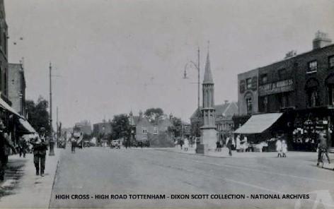 Tottenham Photographs Dixon Scott Collection National