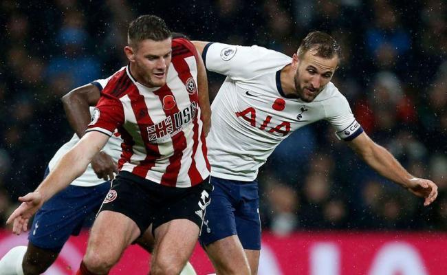 Tottenham Vs Sheffield United Match Report Player Ratings
