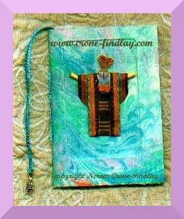 handmade-book-origami-angel-3