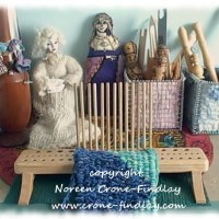 Introducing 2 new Peg Looms from Dewberry Ridge Looms