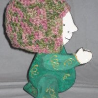 Save the Children Baby Cap by Noreen Crone-Findlay