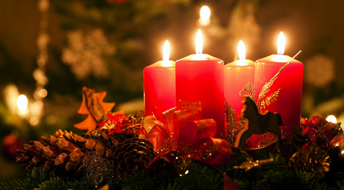 View from the Vicarage – Advent