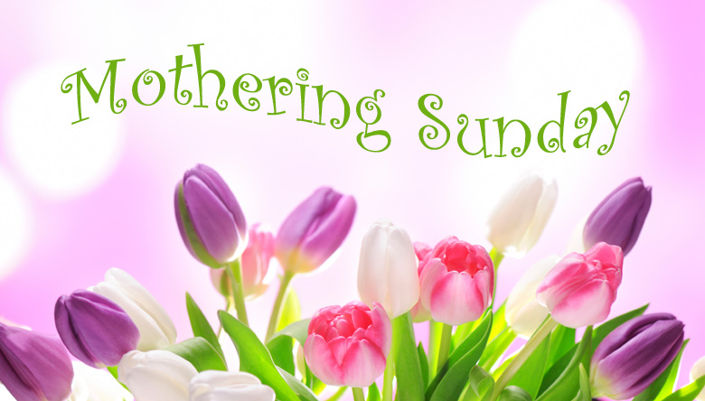 View from the Vicarage – Mothering Sunday