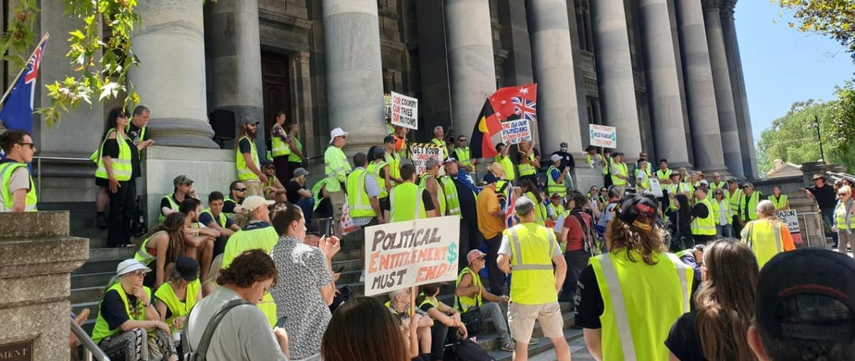 Yellow Vests protesters rally across Australia