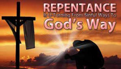 Repent America! - Roman Catholic Man