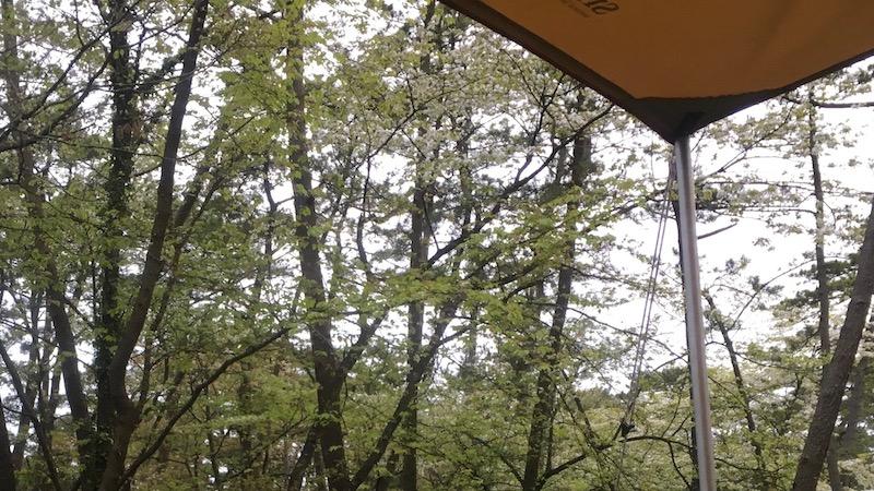 GW(ゴールデンウィーク)に西浜コテージ村・キャンプ場に行きました 山形県遊佐町